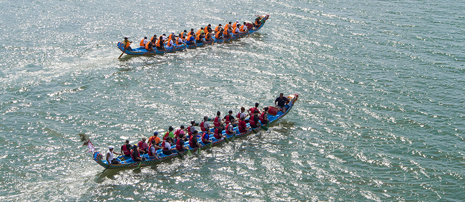 Dragon Boat Race for Age UK