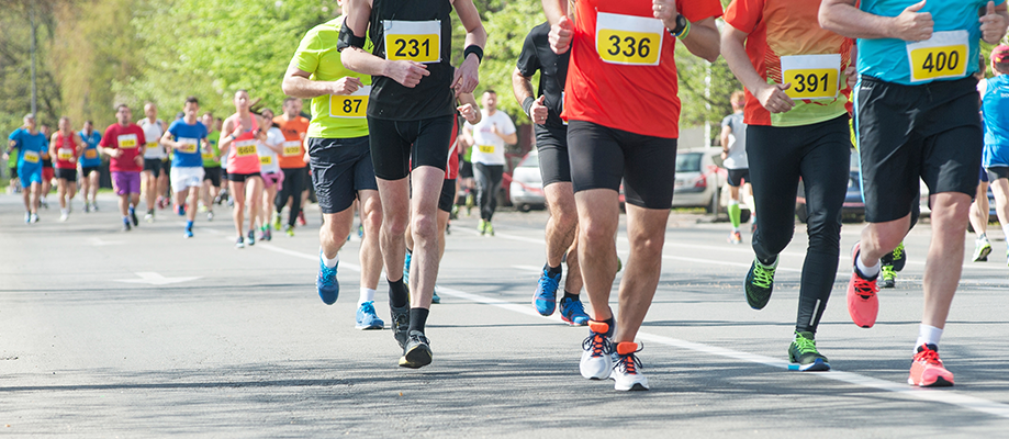 Rock Solid Race 2014 in support of Willen Hospice