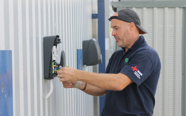 FSG Property Services | Smart charging